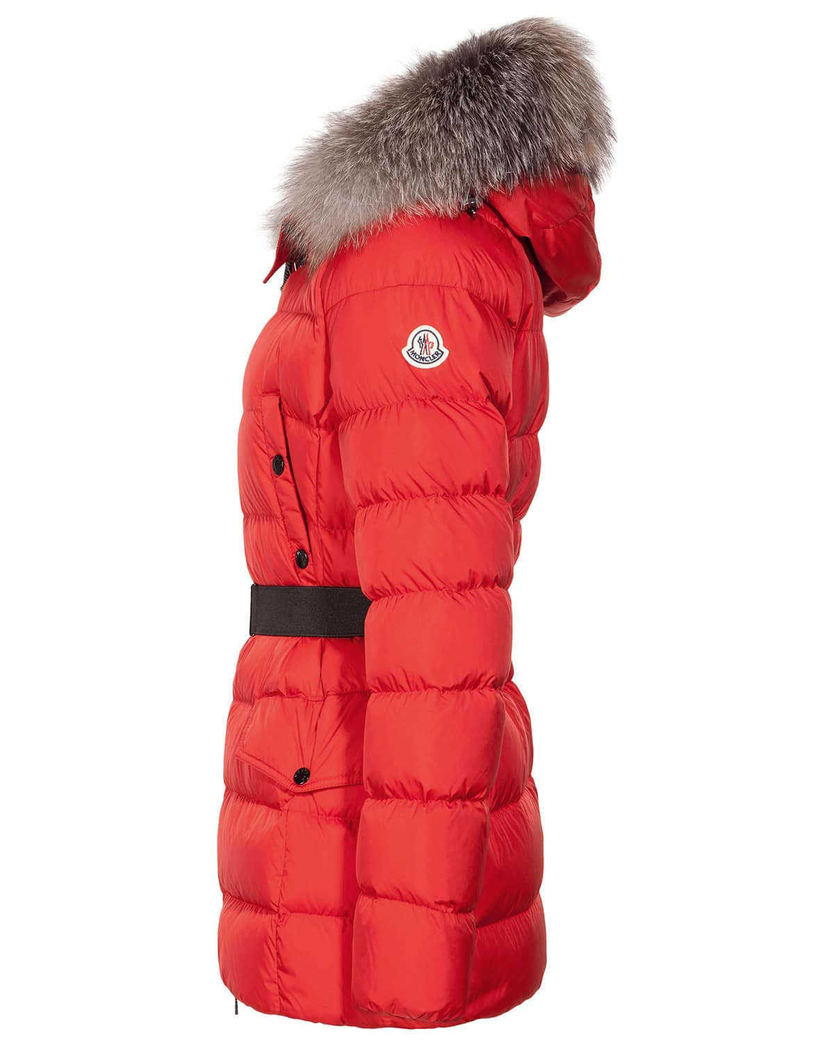 Moncler Damen Daunenjacke Clion Natur Weiss | SAILERstyle