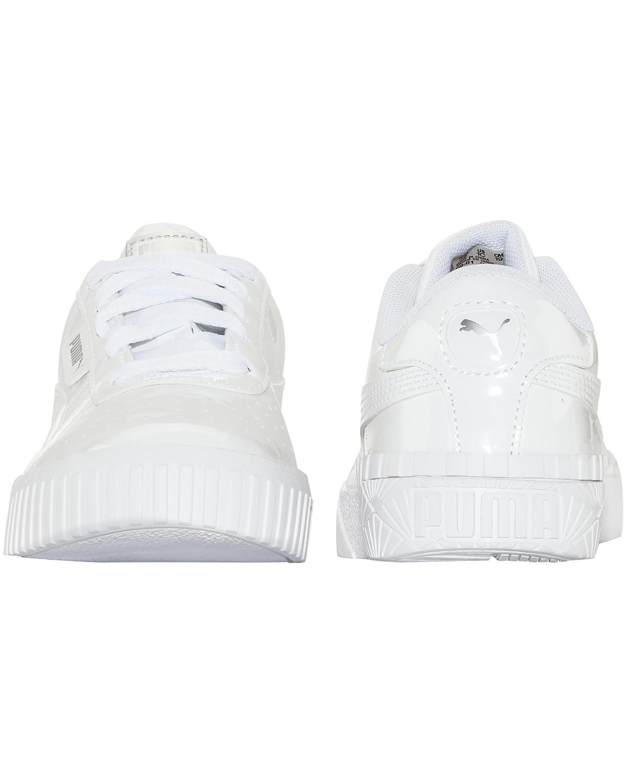 Puma Cali Patent Mädchen Sneaker | LODENFREY